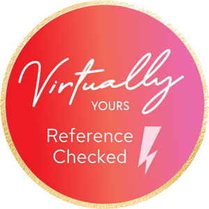 Virtually Yours reference checked